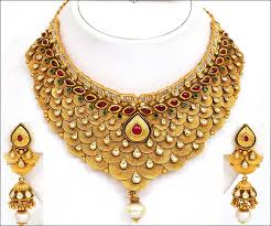15 exquisite bridal gold jewellery sets for the to be