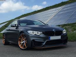 bmw m4 gts tuning hre felgen in brushed copper