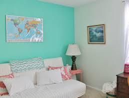 chambre ado vert design interieur peinture verte nuance vert menthe chambre ado