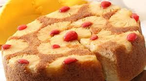 pineapple upside down cake easy 3 step recipe youtube