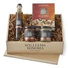 high end gift baskets gift sets gourmet food baskets williams sonoma