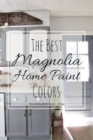 savannabrooke com favorite magnolia home paint colors and i need