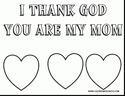 superb beautiful mom mothers day coloring page for kids pages with
