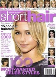 short hair style guide magazine short styles magazine hair trends sexy looks bobs crops shags