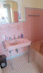 retro pink bathroom ideas retro pink and gray bathroom provincial archives of saskatchewan