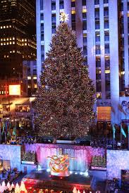 Rockefeller Tree 75th Rockefeller Center Tree Lighting Ceremony Zimbio