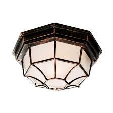 Copper Flush Mount Light Trans Globe Lighting Ceiling Fixtures Copper Tones Home Lighting