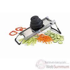 mandoline inox cuisine légume dans ustensile de cuisine sur summum loisirs