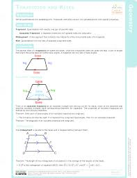 trapezoids and kites png