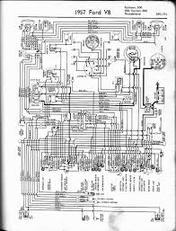 Electrical And Lighting Diagrams U2013 57 65 Ford Wiring Diagrams