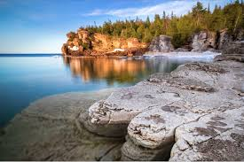 best places to visit in canada tobermory ontario