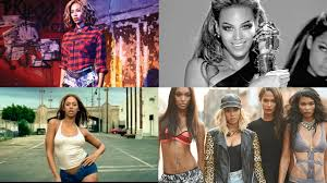 How To Look Like Beyonce For Halloween by Four Easy Beyonce Costumes Youtube
