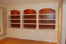 Pretty Bookcases Awesome Custom Bookcases On Furniture With Love The Trim Details