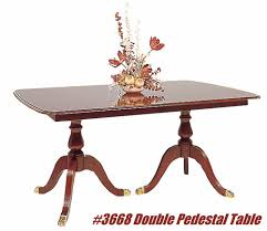 cherry dining room solid wood furniture makers colonial furniture
