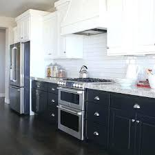 Kitchen Cabinets Black And White Black Base Kitchen Cabinets Black And White Kitchen Cabinets