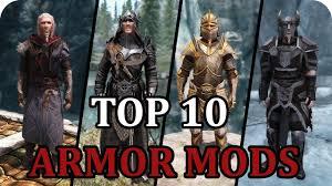 Skyrim Light Armor Mods Skyrim Top 10 Male Armor Mods 2017 Youtube