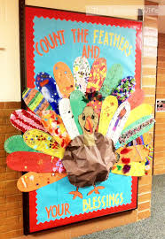 the thanksgiving bulletin board