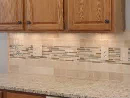 mosaic subway tile backsplash home design