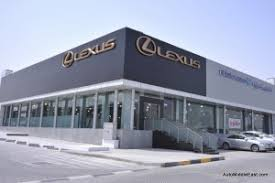 lexus showroom lexus and toyota showrooms inaugurated automiddleeast com