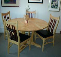 Maple Dining Room Table And Chairs Maple Dining Room Table And 6 Chairs Barclaydouglas