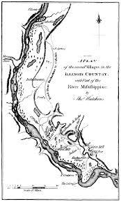 Illinois Flooding Map by St Philippe Illinois Wikipedia