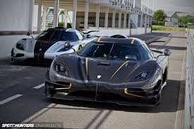 koenigsegg cream two hours to get a koenigsegg twenty feet off the ground