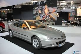 peugeot 406 coupe v6 l u0027automobile et la mode exhibition