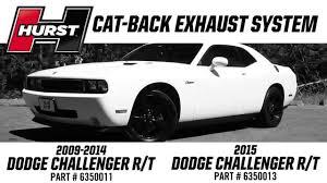 2013 dodge challenger rt aftermarket parts 2009 2015 dodge challenger r t performance exhaust system kit