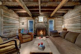 old fashioned house a 200 year old log cabin that s anything but old fashioned house