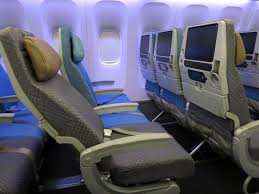 Most Comfortable Airlines Award Sweet Spot And Best Experience In Coach View From The Wing