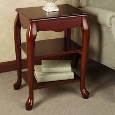 Small End Tables Small End Table For Bedroom Applying Narrow End Table In Living