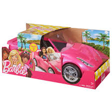 barbie toy cars barbie glam convertible 266510 20 00 hamleys for barbie glam