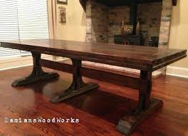 10 ft farmhouse table 10 foot table grapevine projectinfo 10 foot dining table 10 foot