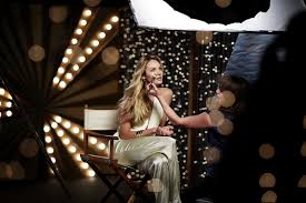 candice swanepoel max factor christmas 2014 photoshoot
