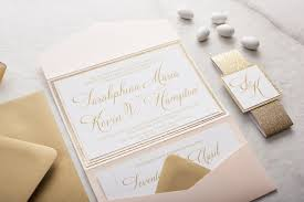 wedding invitations glitter sarahphina suite glitter wedding invitation all that glitters