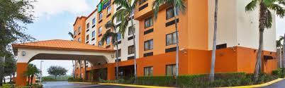 Comfort Suites Fort Lauderdale Holiday Inn Express U0026 Suites Fort Lauderdale Airport West Hotel By Ihg
