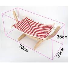 wooden handmade cat hanging swing hammock bed u2013 pet clever