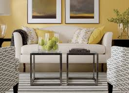 classic style living room decor with hartwell sofa ethan allen