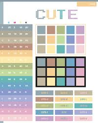color cheme cute color schemes color combinations color palettes for print