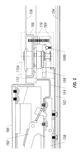 patent us6205825 panic exit device mounting plate google patents