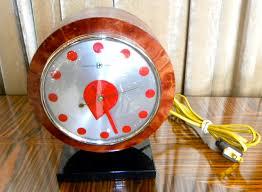 Herman Miller Clock 1933 34 Herman Miller Modernist Chicago World U0027s Fair Art Deco A