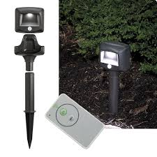 battery operated outdoor spotlights outdoor designs