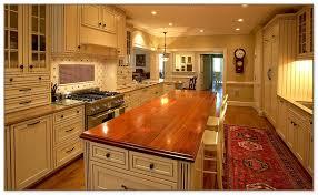 cherry wood kitchen island wood kitchen island