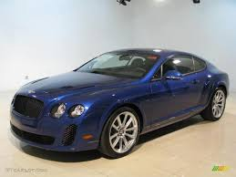bentley blue car picker blue bentley continental supersports