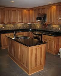 Slate Backsplash In Kitchen My Husband And I Installed This Slate Backsplash Kitchen