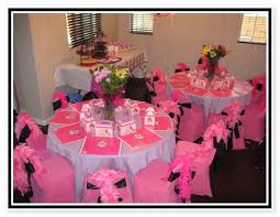21st Party Decorations 21st Birthday Party Table Decorated Party Themes Inspiration