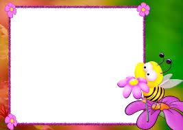 cadre photo pour enfant avec heureux et color les enfants libre de