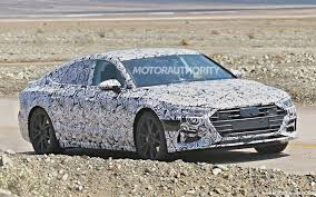 news about new 2018 audi a7 redesign price release date