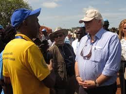 Radio Miraya Juba News Un Envoy Peace Priority To Address Humanitarian Situation In