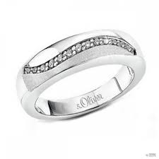 karikagyuru rak s oliver ékszer női gyűrű ezüst cirkónia so741 56 17 8 mm ă